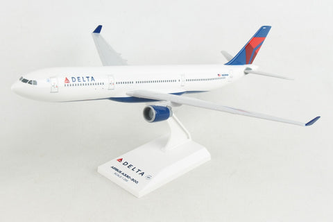 Airbus A330 (A330-300) Delta Airlines 1/200 Scale by Sky Marks
