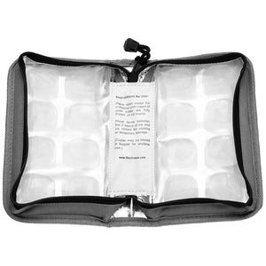 Pocketbook Cooler, Gray