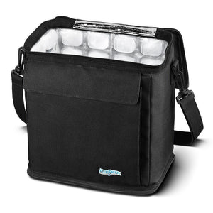 12 Can Cooler, BLACK