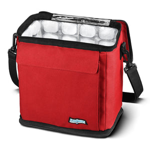 12 Can Cooler, Red