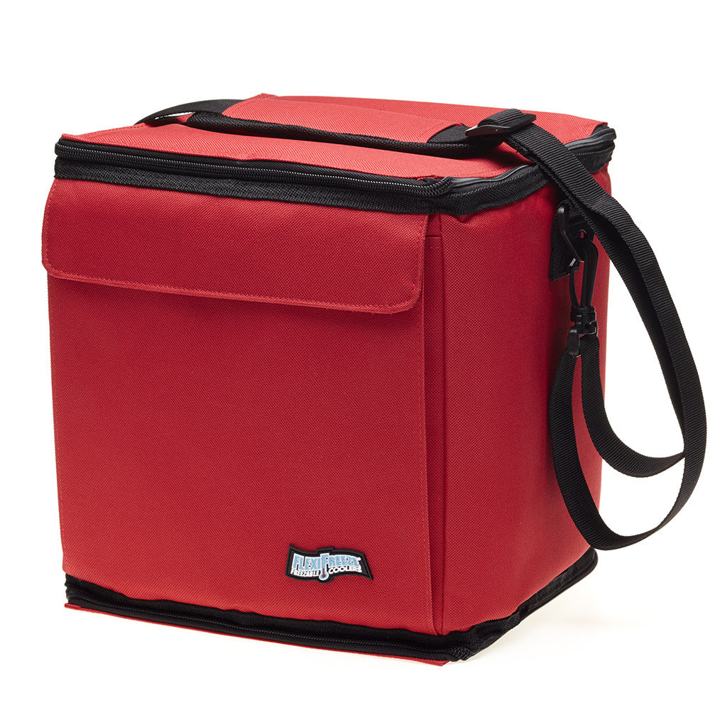 18 Can Cooler, Red