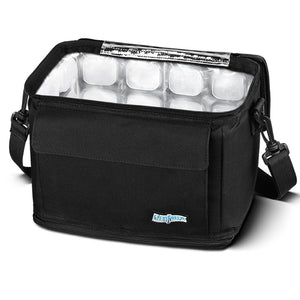 9 Can Cooler, Black