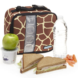 Lunch Box Cooler, Giraffe