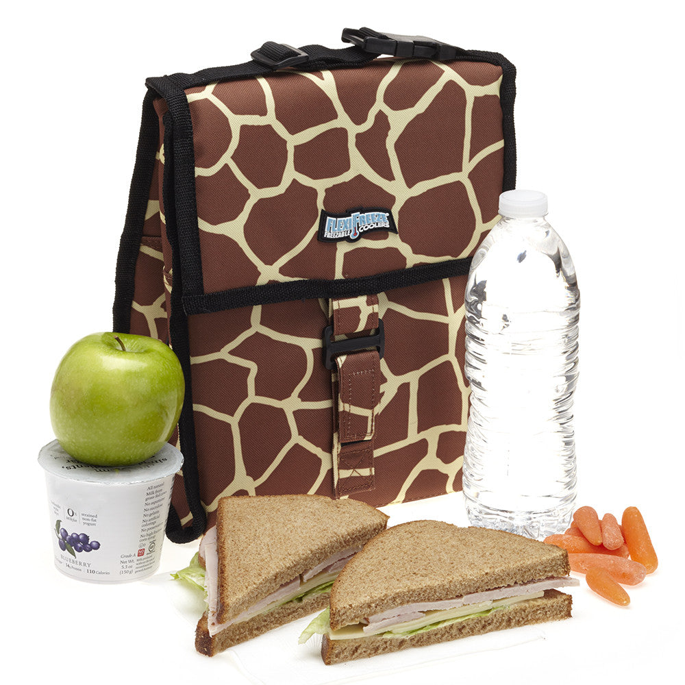 Lunch Tote Cooler, Giraffe