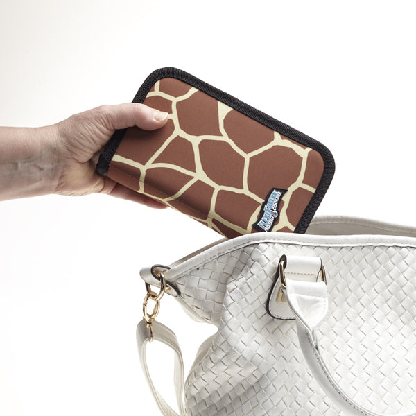Pocketbook Cooler, Giraffe