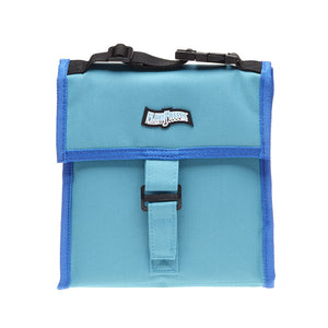 SnackTote Cooler, Teal/Blue