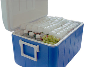 FlexiFreeze Ice Sheet - 3 Pack (88 cubes)