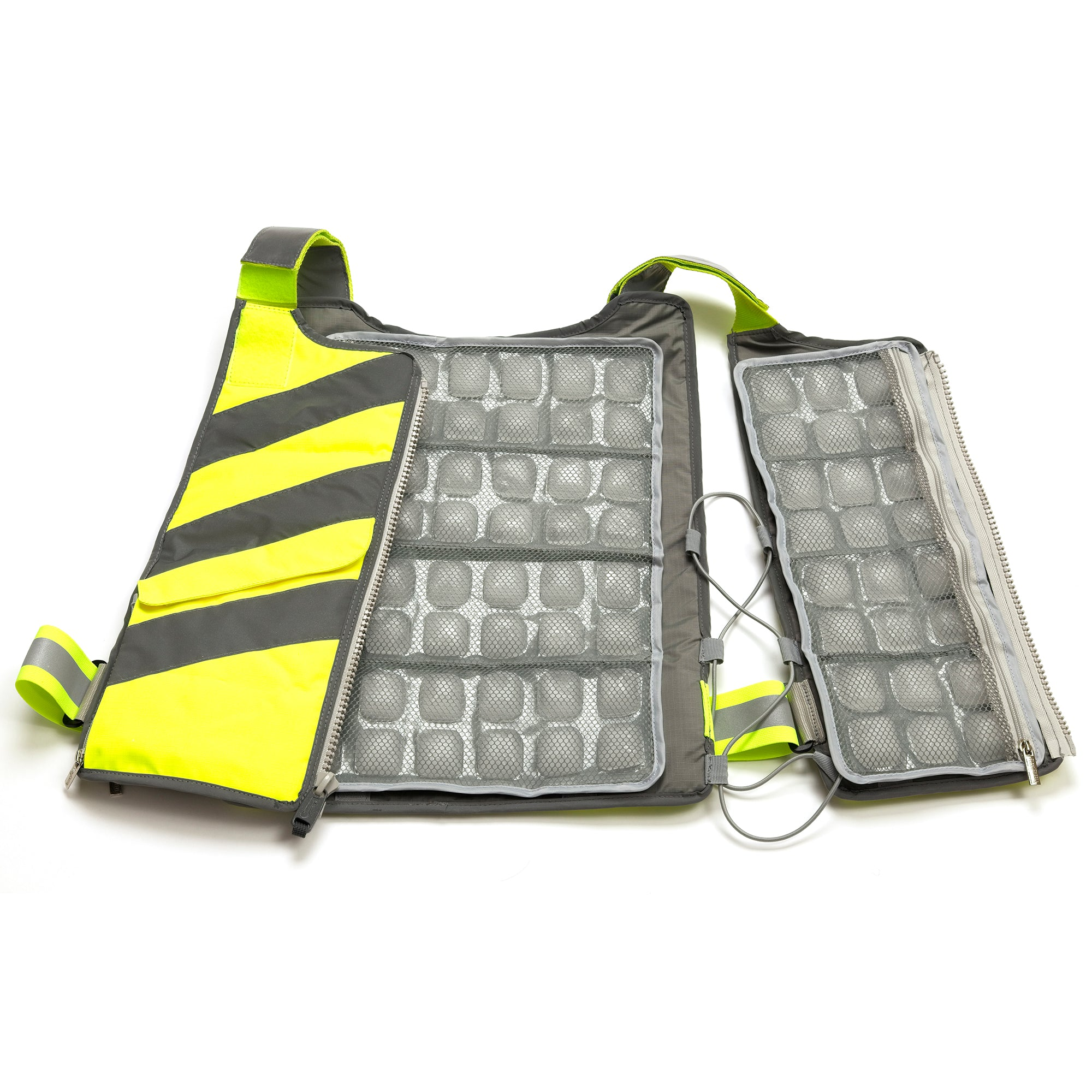 Professional Series Cooling Kit - Hi-Vis YELLOW (Class 1, Type O)