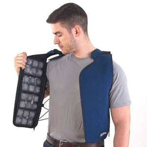 Personal Cooling Kit - Zipper Front