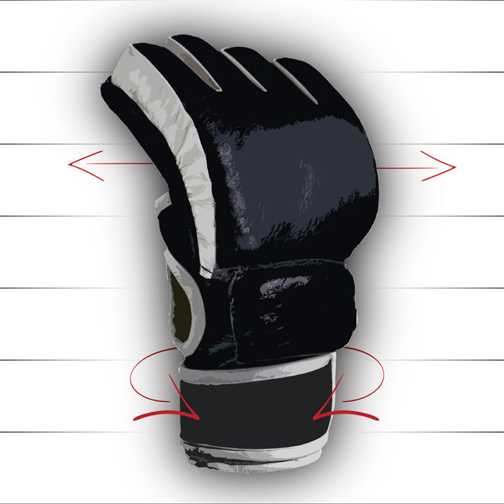 MMA Gloves Sizing