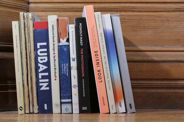 Top Ten Design Books to Use for Creative Inspiration