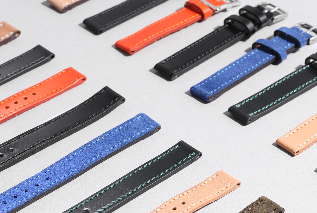 What makes a good leather watch strap?