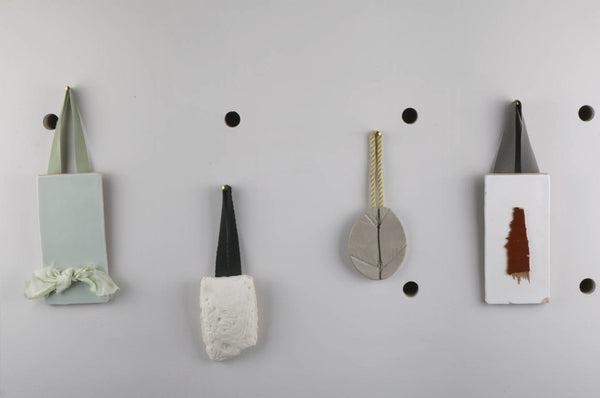The collected objects of Danka Nisevic