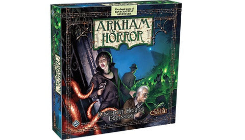 Arkham Horror: Kingsport