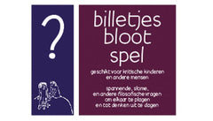 Billetjes Bloot Spel - Bordspellen.com