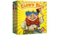 Clown Face - Bordspellen.com