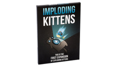 Exploding Kittens: Imploding Kittens Expantion
