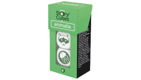 Rory's Story Cubes: Mix Animalia