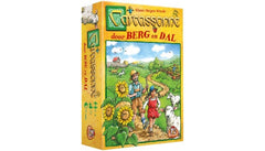 Carcassonne: Door Berg en Dal - Bordspellen.com
