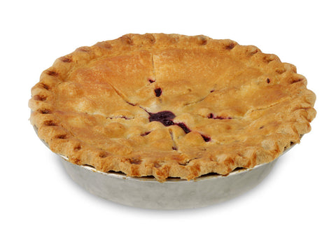 Deep Dish Boysenberry Pie (11