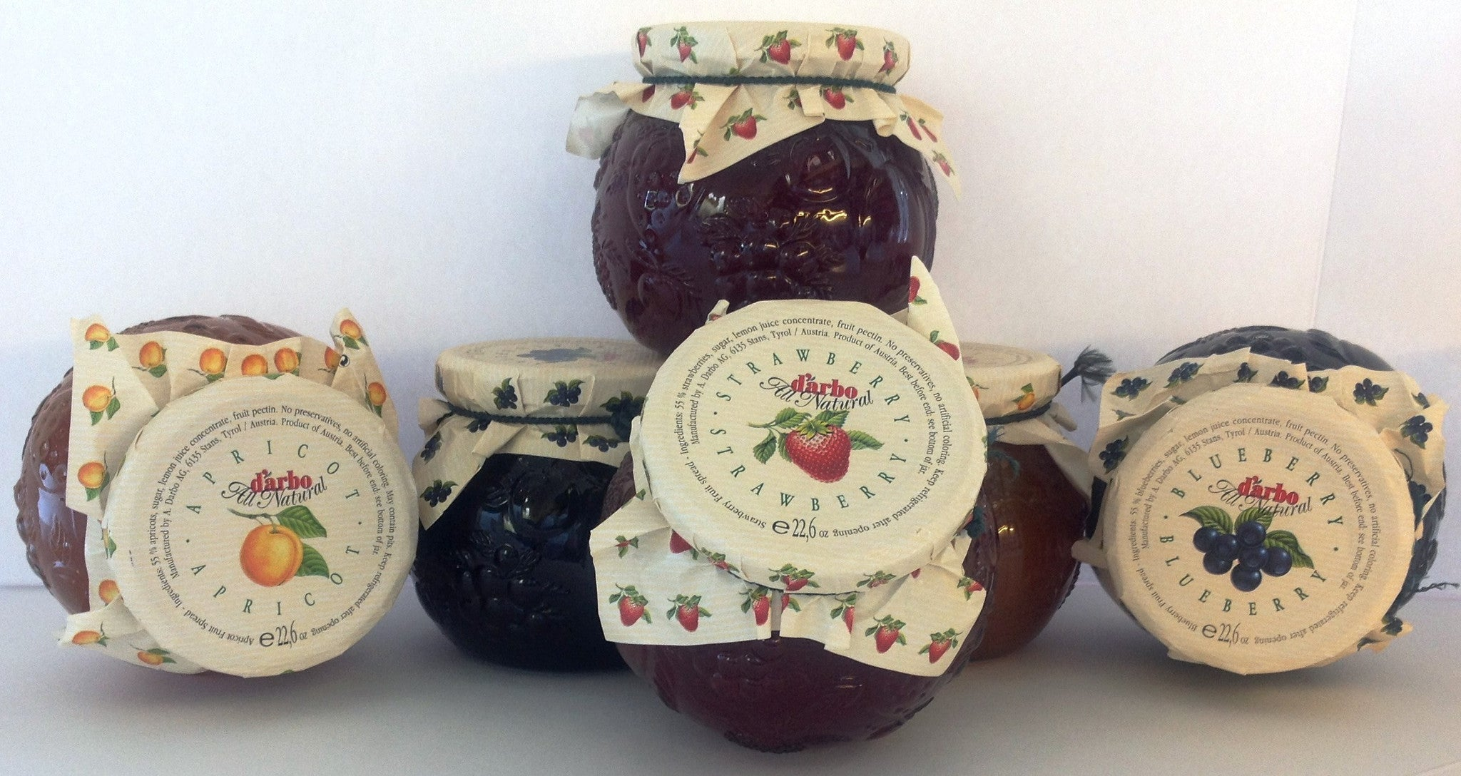 All-Natural Preserves