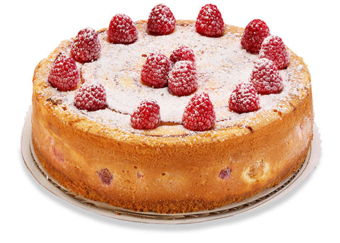 Raspberry Cheesecake (9