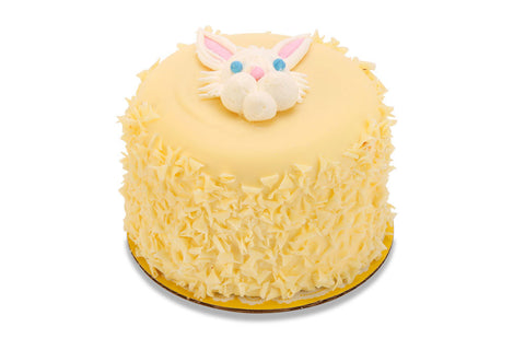 White Chocolate Lemon - Easter Bunny (5