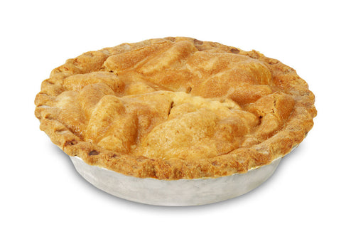 Deep Dish Apple Pie (11