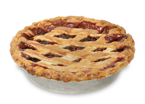 Deep Dish Cherry Pie (11