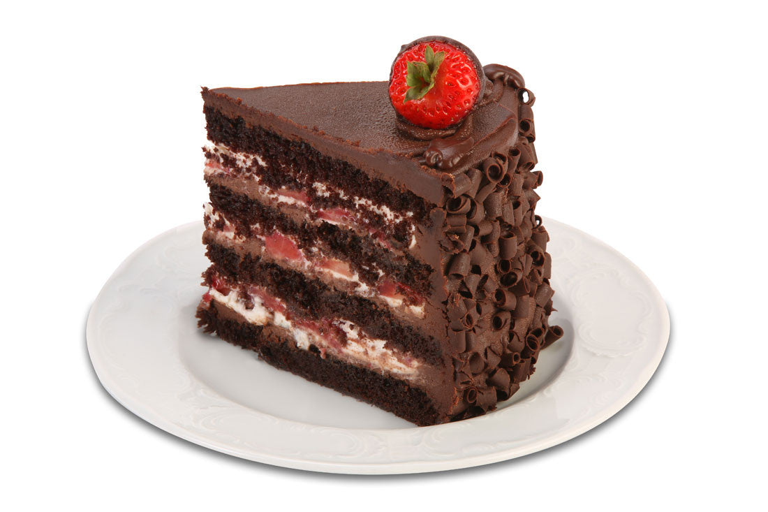 Chocolate Strawberry Cake Sweet Lady Jane