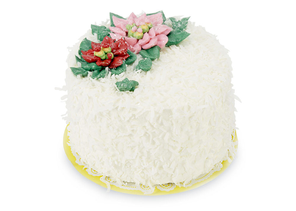 Coconut Cake - Holiday
