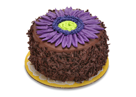 Old Fashioned Chocolate Cake - Mothers Day (5