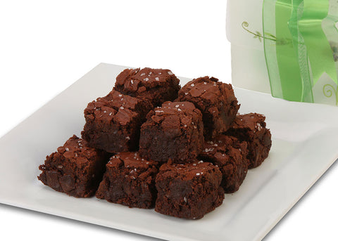 Sea Salt Brownies Gift Box