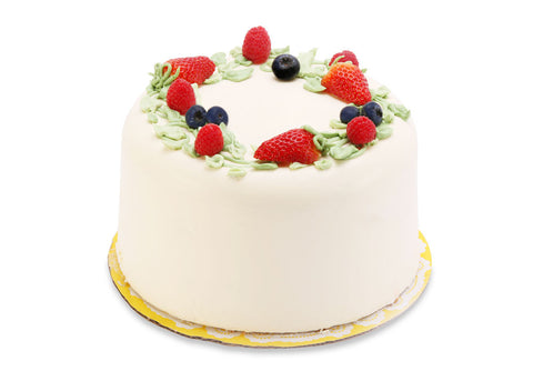 Triple Berry Cake