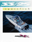 Powerplay 25 / 33 Sport Fish Brochure