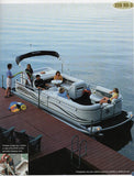 Aqua Patio 2002 Pontoon Brochure