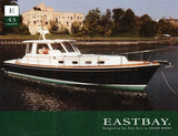 Grand Banks Eastbay 43HX Brochure