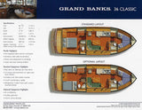 Grand Banks 36 Classic Brochure