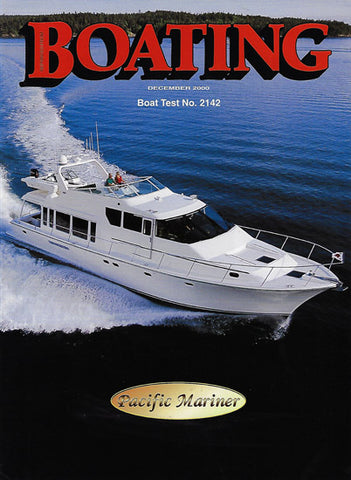 Pacific Mariner 65 Boating Magazine Reprint Brochure