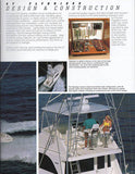 Cabo 47 Flybridge Brochure