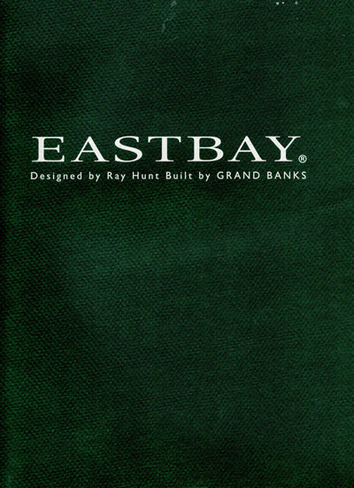 Grand Banks 2002 Eastbay Brochure