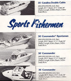 Chris Craft 1978 Full Line Brochure