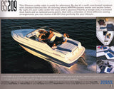 Glastron 1997 Brochure