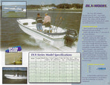 Carolina Skiff 2002 Brochure
