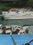 Aqua Patio 2003 Pontoon Brochure