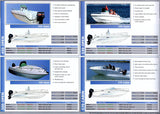 Azura 2003 Price List Brochure