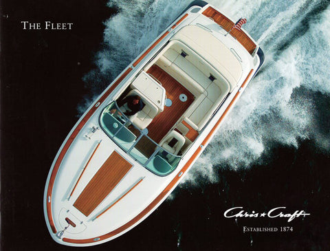 Chris Craft 2003 Brochure