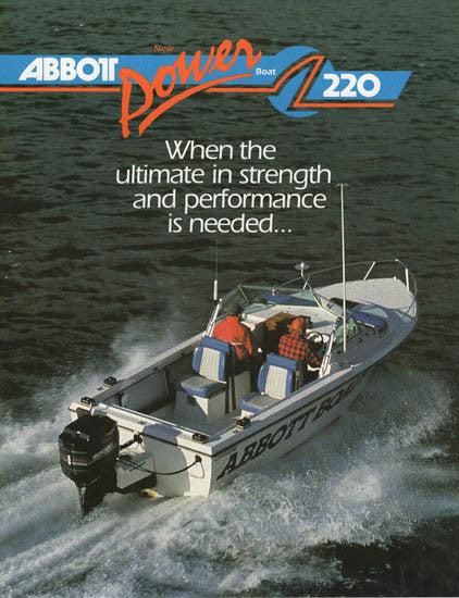Abbott 220 Brochure