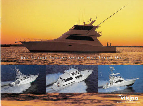 Viking 1999 Brochure