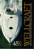 Wellcraft Excalibur 45X Brochure